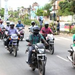 Helmet Awareness Rally(10-07-2015)